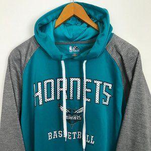 NBA Charlotte Hornets Men XLT Hoodie Pullover